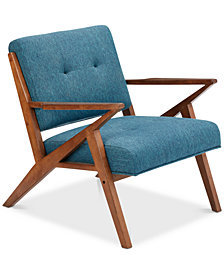 Rocket Lounge Accent Chair, Quick Ship