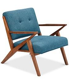 Richmond Lounge Accent Chair, Quick Ship