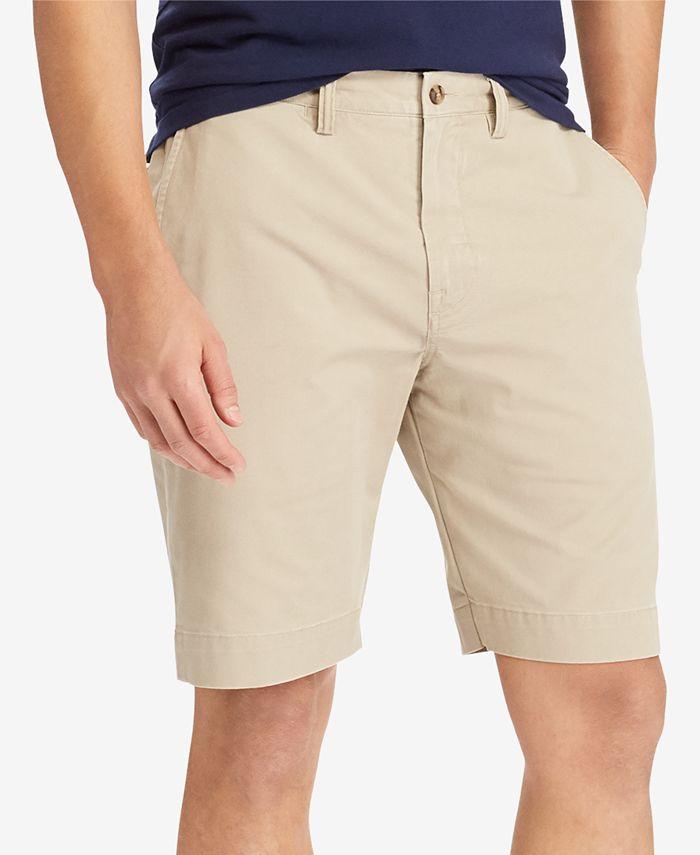 Polo Ralph Lauren - Men's Stretch Classic-Fit Shorts
