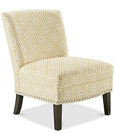 Hayden Accent Chair, Quick Ship