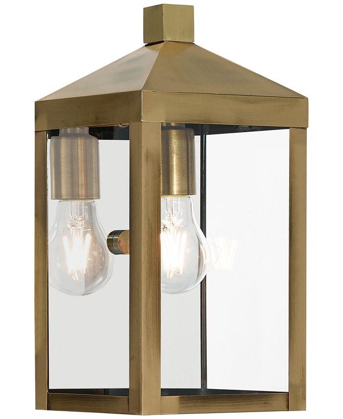 Livex - Nyack Outdoor Wall Lantern