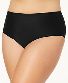 Raisins Curve Trendy Plus St. Vincent High-Waist Bikini Bottoms