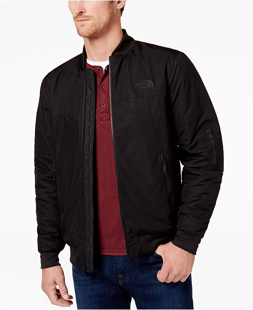 50% price size 40 extremely unique The North Face Men's Flight Aviator Bomber Jacket & Reviews ...