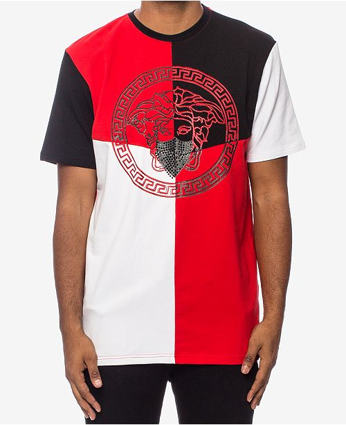 380f32f402397 Hudson NYC Men s Savage Colorblocked T-Shirt   Reviews - T-Shirts ...