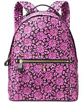 MICHAEL Michael Kors Kelsey Multi Jewel-Print Medium Backpack