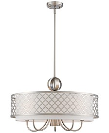 Arabesque 5-Light Pendant