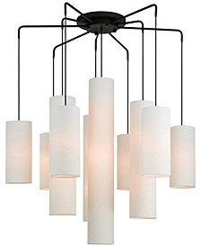 Livex Strathmore 10-Light Chandelier