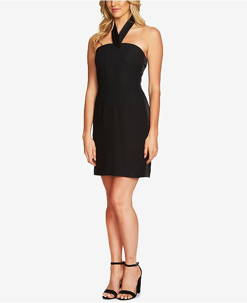 CeCe Riley Halter Dress
