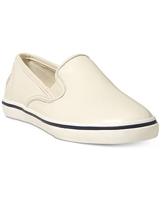 Ralph Lauren Ria Slip On Sneakers