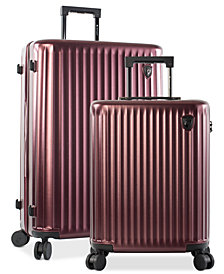 Heys SmartLuggage® Hardside Spinner Luggage Collection, Created for Macy's