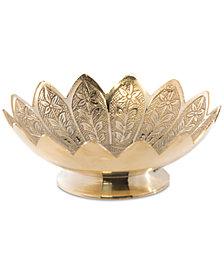Shiraleah Victoria Round Jewelry Dish