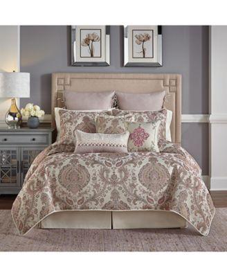 CLOSEOUT! Giulietta 4-Pc. Queen Comforter Set