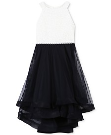8fe77dfea Big Girls (7-16) Girls  Dresses - Macy s