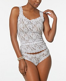 Bride Signature Lace Camisole and Thong