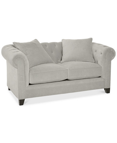 Martha Stewart Collection Saybridge 68 Quot Loveseat Created