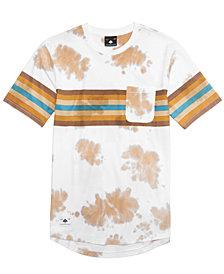 LRG Men's Sky High Tie-Dye Print T-Shirt