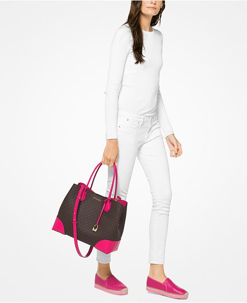 f13731f1f2d Michael Kors Large Mercer Gallery - Handbags   Accessories - Macy s