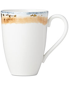 Lenox Watercolor Horizons Mug, Created for Macy's