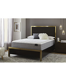"Aireloom Hybrid 13.5"" Plush Mattress- Twin"