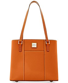 Pebble Leather Small Lexington Tote