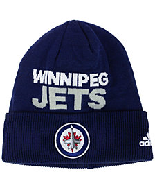 adidas Winnipeg Jets Player Knit