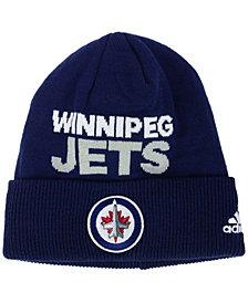 adidas Winnipeg Jets Player Knit