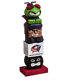 Evergreen Enterprises Columbus Blue Jackets Tiki Totem