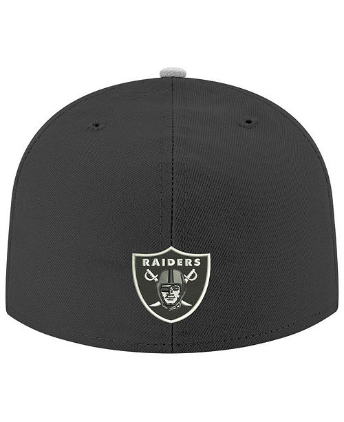 c5741202496 New Era Oakland Raiders Beast Mode 59FIFTY Fitted Cap   Reviews ...