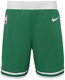 Boston Celtics Icon Replica Shorts, Little Boys (4-7)