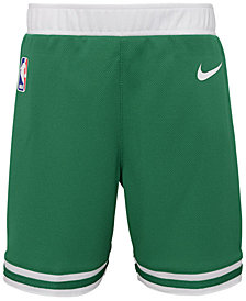 Nike Boston Celtics Icon Replica Shorts, Little Boys (4-7)