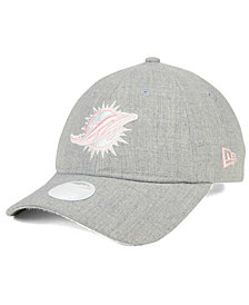 New Era Women's Miami Dolphins Custom Pink Pop 9TWENTY Cap