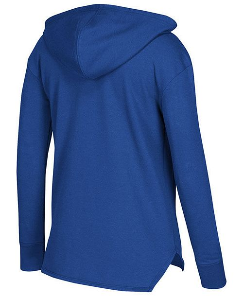 cheaper 6b266 28288 adidas Women's Tampa Bay Lightning Logo Shine Hooded ...