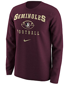 Nike Men's Florida State Seminoles Retro Long Sleeve T-Shirt