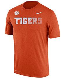 Nike Men's Clemson Tigers Sideline Legend T-Shirt