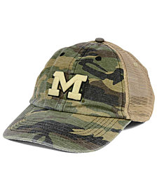 Top of the World Michigan Wolverines Declare Camo Cap