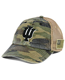 Top of the World Indiana Hoosiers Declare Camo Cap