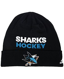 adidas San Jose Sharks Player Knit