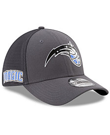 New Era Orlando Magic On Court Graph 39THIRTY Cap