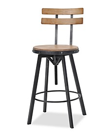 Eddan Swivel Bar Stool