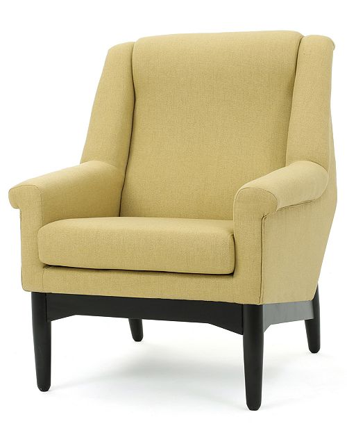 SUNDAY THEORY Coltan Club Chair, Quick Ship