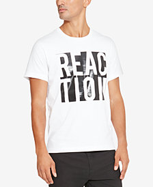 Kenneth Cole Reaction Men's Logo-Print T-Shirt