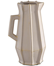 Shiraleah Nelson Pitcher Vase, Large