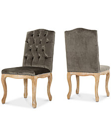 Desota Dining Chair (Set Of 2), Quick Ship