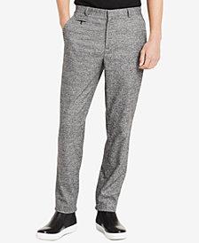 Calvin Klein Men's Flat-Front Grindle Pants