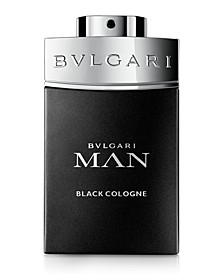 Man Black Cologne Fragrance Collection
