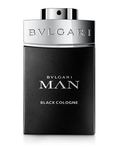 BVLGARI Man Black Cologne Fragrance Collection
