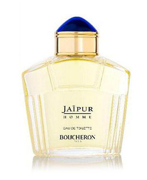 Jaipur Boucheron Men's Homme Eau de Toilette Spray, 3.3 oz.