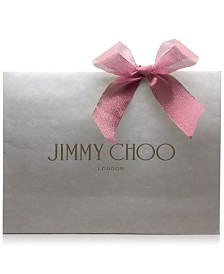 Receive a Complimentary Gift Wrap Bag with any large spray purchase from the Jimmy Choo Women's fragrance collection