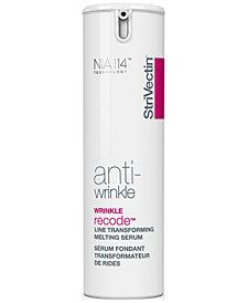 StriVectin Anti-Wrinkle Wrinkle Recode Serum, 1-oz.
