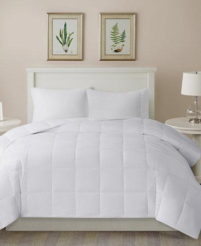 Sleep Philosophy Warmer White 300-Thread Count Cotton Comforter